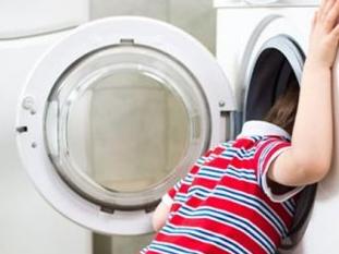 6 yaşındaki kız çamaşır makinesinde ölü olarak bulundu