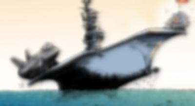 'ABD'nin yeni uçak gemisi F-35'lerle uyumlu değil'