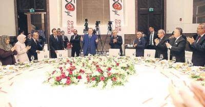 Adana Sanayi Odası'nın Onur Ödülleri