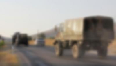 Afrin'de bir asker şehit oldu
