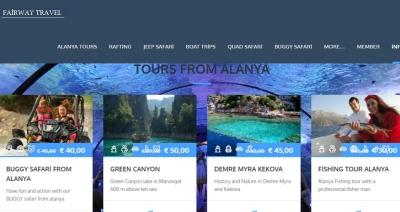 Alanya'da Muhteşem Bir Tura Hazır Olun
