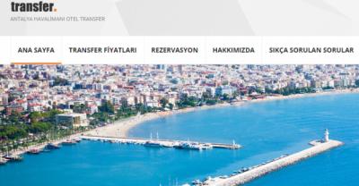 Antalya Tatilinin Keyfini Transfer Araçları İle Çıkarın