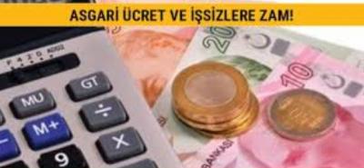 Asgari ücrete devlet katkısı