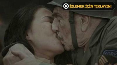 Aydemir Akbaş'ın öpüşme sahnesi