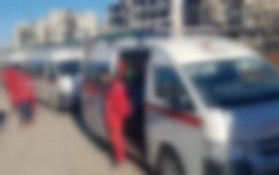 Azez'de patlama en az 5 ölü