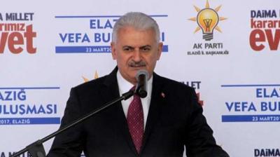 Başbakan Yıldırım'dan bir takım açıkalamar