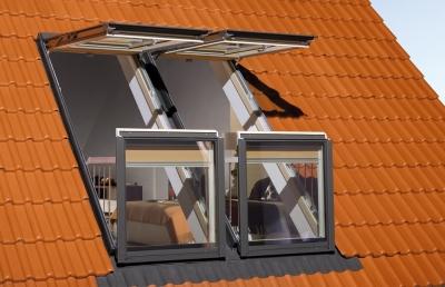 Çatı Pencereleri Modelleri ve Aksesuarları