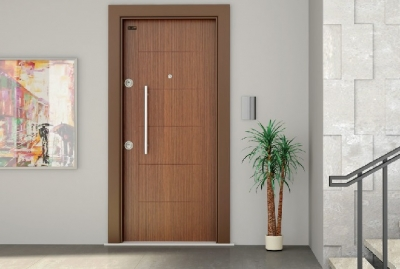 Çelik Kapı ile Üst Düzey Güvenlik