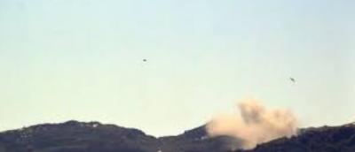 Cudi Dağı'nda PKK'ya hava operasyonu