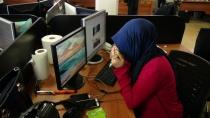 Samanyolu TV çalışanlarından duygusal vedalaşma