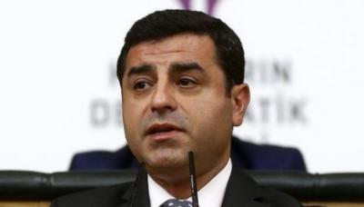 Demirtaş'a 1 yıldan 10 yıla kadar hapis cezası