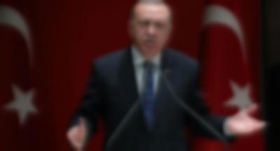 Erdoğan ordunun gönderileceğini açıklıyor