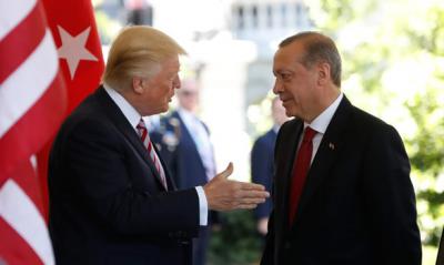 Erdoğan Trump Görüşmesi Detayları