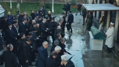 Eşkıya Dünyaya Hükümdar Olmaz 46. bölüm fragmanında Hızır kimin cenazesinde?