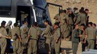 Ezidiler PKK'yı bırakıp gitti