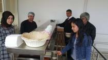 Üniversite yemekhanesinde Çanakkale menüsü