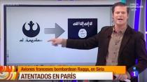 İspanya televizyonu, El Kaide ile Yıldız Savaşları'nı karıştırdı