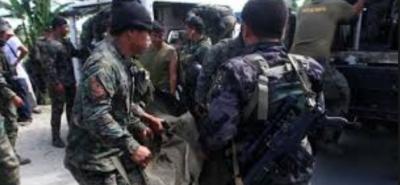 Filipinler'de 13 Filipinler'de 13 uyuşturucu zanlısıuyuşturucu zanlısı