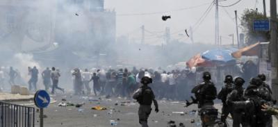 Filistin'de 112 kişi öldü