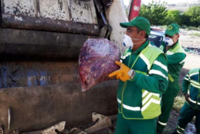 Gaziantep'te 3.5 ton at ve eşek eti yakalandı