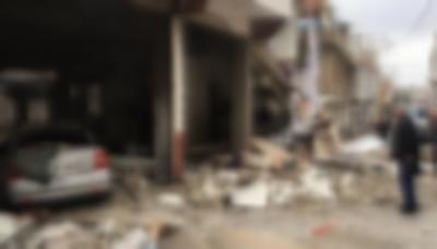 Gaziantep'te kanalizasyon hattında patlama