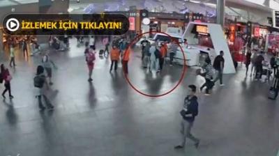 Havalimanındaki suikast