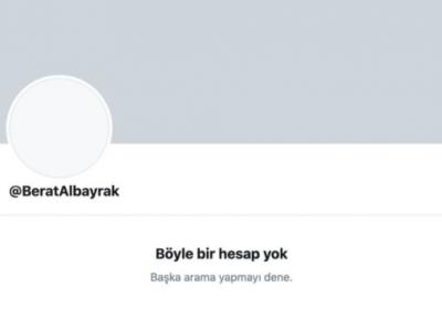 Hazine ve Maliye Bakanı Berat Albayrak'ın Instagram hesabından 'istifa açıklaması'