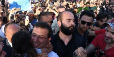 İmamoğlu'ndan Erdoğan'a yanıt