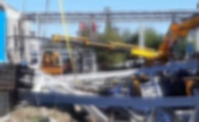 İnşaatın çatısı çöktü bir işçi öldü