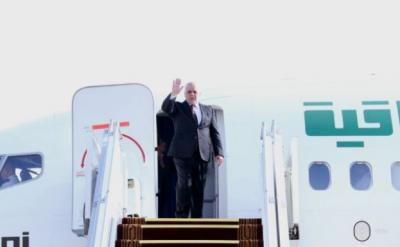 Irak Başbakanı Ankara'ya geldi