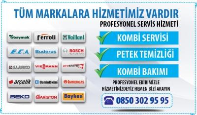 İstanbul Kombi Servisi Firmaları