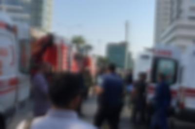 İzmir Adliyesi'ndeki gaz sızıntısı sonrası bir işçi öldü