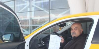 Kaçak göçmen taşıyan taksiciye 6 bin 936 TL para cezası