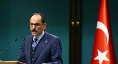 Kalın'dan 'Devletin ordusu Katar'a satıldı'  sözüne cevap