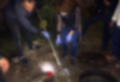 Kanalizasyona Kimyasal Atık Döken Firma Yakalandı