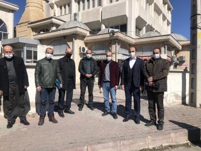 Konya'da Yeni Sanayi Sitesi heyecanı! Başkan Altay esnafa teşekkür etti