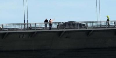 Köprüdeki intihara teşvik davasında beraat