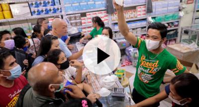 Korona virüsü Filipinler'de can aldı