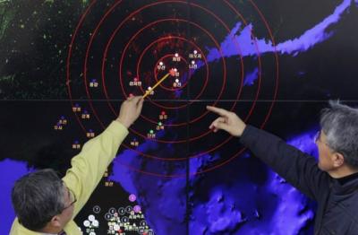 Kuzey Kore hidrojen bombası test etti