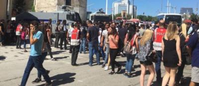 LGBT Onur Yürüyüşünde 35 kişiye gözaltı