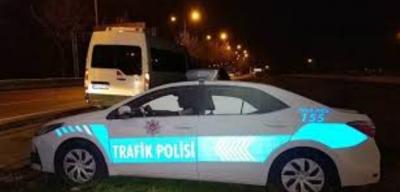 Maket trafik polisi soyuldu