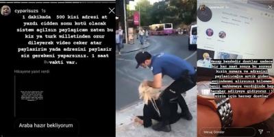 Maske takmayan kadını linç edilmesi için adresini paylaşmakla tehdit etti