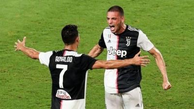 Merih Demiral Juventus'ta Kalmayı Garantiledi