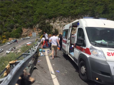 Muğla'da Feci Kazada 24 Kişi Öldü