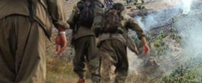 Nazımiye'de Teröristlerle Çatışma