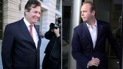 Paul Manafort ve Rick Gates için yeni suçlamalar