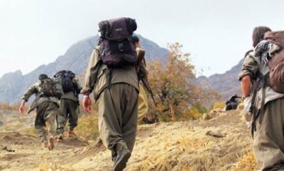 PKK'lı grup birbirlerini düşünmeden kaçıyorlar