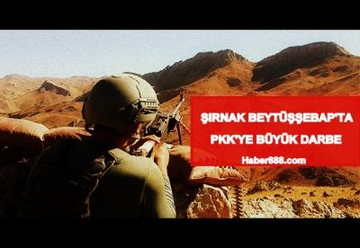 PKK'ya operasyonlar aralıksız devam ediyor