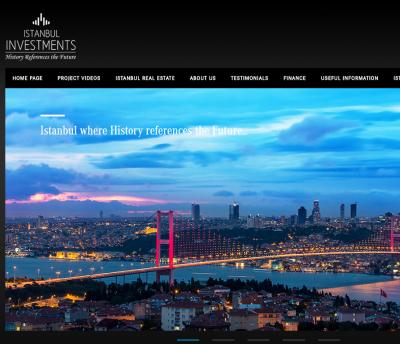 Profesyoneller İle Property İn İstanbul