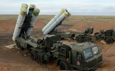 Rusya Savunma Füzelerini Devreye Soktu